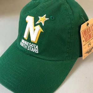Minnesota North Stars Blue Line Hat